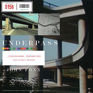 john foxx|meta32va|underpass|unsubscribe_remake|record store day