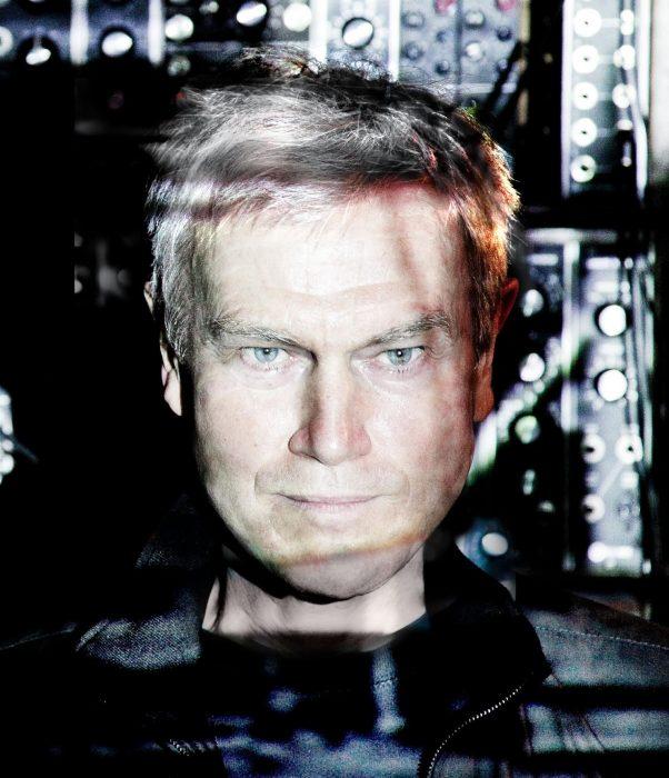 A blurred line of fiction | John Foxx / Steve D'Agostino