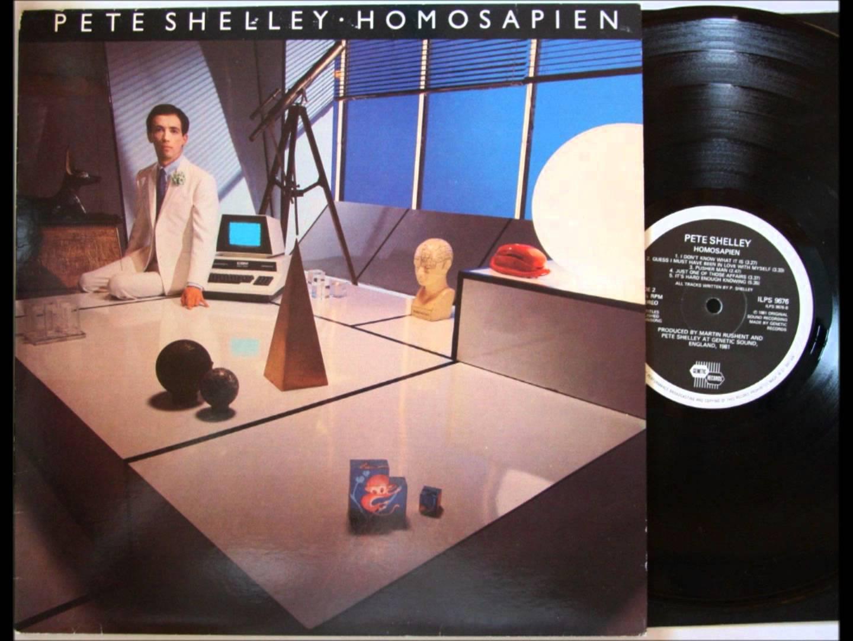 Pete Shelley – Homosapien